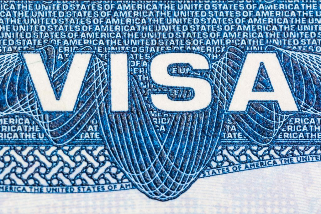 The Most Common Visa Types, Explained | Mark E. Jacobs Law | iStock-921661162